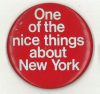 Nice Thing About NY button