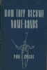 PAUL SPECHT early bandleader autographed book
