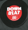 Downbeat 85th anniversary t-shirt XL
