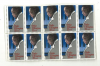 DUKE ELLINGTON block of 10 1st class USA 1986 postage stamps