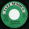 "DOC CHEATHAM Jazz Session 45RPM Record, ""Laura,"" & ""That Da Da Strain"""