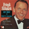 "FRANK SINATRA ""My Way"" & ""Pretty Colors"" b/w JACK JONES ""Lady"" & ""Once Upon A Time"" Picture Sleeve 45 EP"