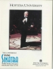 1998 Frank Sinatra Conference Booklet and Program