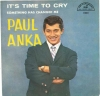 PAUL ANKA, picture sleeve
