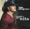 TIM McGRAW, AUTOGRAPHED CD, Number One Hits