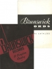 BRUNSWICK RECORDS 1938 & 39 Catalogue pair!