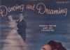 BERNIE PRIVIN, Dancing and Dreaming, AUTOGRAPHED LP, Regent MG-6027!