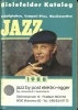 Bielefelder Katalog JAZZ 1988 - with DEXTER GORDON cover!