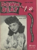 DOWNBEAT June 15, 1945 - feat. FRANCES WAYNE!