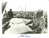 GEORGE WEIN SIGNED photo, playing behind LIONEL HAMPTON