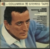 TONY BENNETT Columbia Reel-To-Reel Bundle of 4: Movie Song Album, For Once In My Life, I Gotta Be Me, & Great Hits Of Today