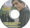 STEVE REID, Live At Joe's Pub New York City, DVD!