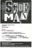 "DON LEIGHT, Mailer Announcement for ORIGINAL PRODUCTION of ""SIDEMAN"""