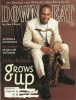 DOWNBEAT, January 1999, JOSHUA REDMAN cover