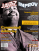 JAZZ IMPROV Magazine Vol. 3 No. 2 with feature article on Cannonball Adderley