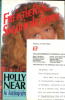 HOLLY NEAR Fire in the Rain . . . Singer in the Storm 1st edition pb with PR materials