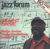 JAZZ FORUM 60 (April 1979) Polish Jazz magazine featuring COUNT BASIE!!