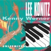LEE KONITZ and KENNY WERNER ‎Unleemited (the music of Alain Guyonnet) CD SIGNED by Werner!!