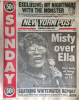 ELLA FITZGERALD obituary issue of New York Post Sunday June 15, 1996