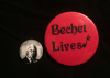 SIDNEY BECHET pinback button bundle!
