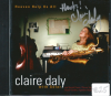 CLAIRE DALY Heaven Help Us All SIGNED CD!