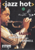 Jazz Hot magazine Octobre 2002 Jon Faddis! Roy Hargrove!