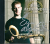 ERIC ALEXANDER Temple of Olympic Zeus SIGNED CD!