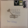 DIZZY and LORRAINE GILLESPIE Auction sealed invitation from Dawson & Nye 9/12/2005