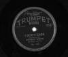 BEVERLY WHITE Trumpet Record #102
